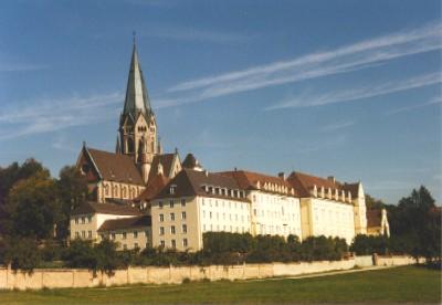 독일 오틸리엔(St. Ottilien)수도원 - 왜관 수도원의 모원